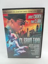 EL GRAN TIPO Dvd Original James Cagney y Mae Clark 1936