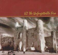 U2 - THE UNFORGETTABLE FIRE..YUGOSLAVIAN RELEASE...