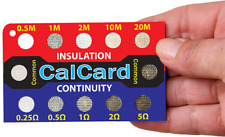 CalCard Resistance Checkbox -  Ongoing Calibration Verification