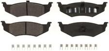 Disc Brake Pad Set-Turbo Rear Bendix D658