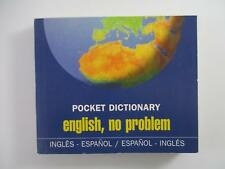 POCKET DICTIONARY ENGLISH, NO PROBLEM - 1997