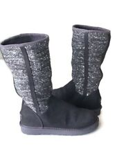 cf60370146e UGG Australia Suede Mid-Calf Boots for Women for sale | eBay