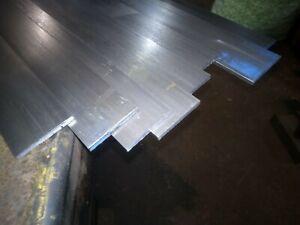 "3x 900mm long, 2"" x 3/16""  (50mm x 5mm) Bright Mild Steel Flat. EN3B/080A15 BMS"