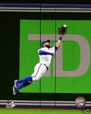 2015 Toronto Blue Jays Kevin Pillar MLB Baseball 8x10 Glossy Photo - Unsigned