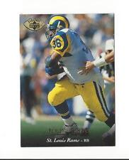 1995 Upper Deck Electric Gold #155 Jerome Bettis Rams