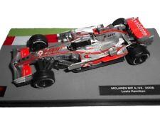 McLaren MP 4/23 Lewis Hamilton 2008 Fórmula 1 F1 1/43 IXO Salvat Diecast