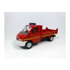Norev 319151 Citroen Jumper rot Maßstab 1:64 Modellauto NEU!°