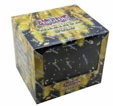 Yu Gi Oh! Caja de presentación de oro MAXIMUM