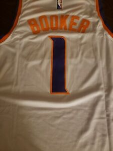Men's Devin Booker stitched jersey