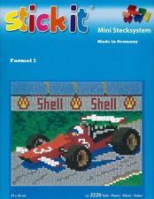 Mini Stecksystem Formel 1 ca. 2.220 Teile Nr. 41063