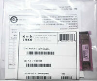 NEW Cisco SFP-10G-SR 10GBase-SR SFP MMF Transceiver Module