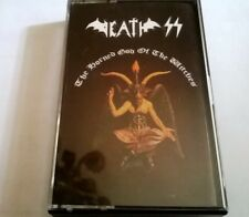 DEATH SS The Horned God of the Witches DEMO 1981 anastatic reprint - 150 copies