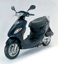 KYMCO Filly LX 50 and Filly 50 (SD10) SERVICE  , Owner's & Parts Manual CD