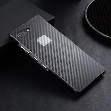 For Blackberry Keyone key 2 Carbon Fibre Back+Metal Frame Hybrid Case Cover