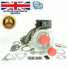 Turbocharger for Mercedes S Class 320 CDI (W221). 2987 ccm, 235 BHP, 173 KW.