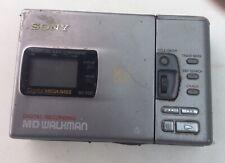 Sony Walkman Minidisc Recorder Player. MZ.    R30