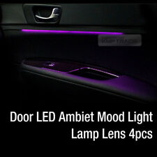 Door LED Ambiet Mood Light Lamp Lens 4pcs 5Color For KIA 2016 - 2017 Optima / K5
