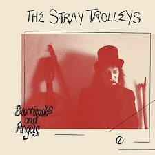 THE STRAY TROLLEYS - BARRICADES AND ANGELS   CD NEU