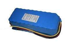 Pacco Batteria Battery Pack litio 36V10,4Ah 385Wh 10S4P con BSM, Standard eBike