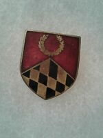 Authentic WWII US Army 110th Field Artillery Battalion DI DUI Crest Insignia