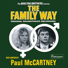 rare PAUL McCARTNEY the family way soundtrack SEALED RSD 2015 180 grm LP beatles