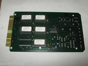Liebert G12-3670 Rev. B Circuit Board, Excellent