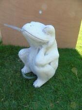 statue d une grenouille jet d eau en pierre pat , superbe ! grand choix !!