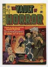 The Vault Of Horror #14 (VG) E.C. Comics Golden Age Horror 1950 Pre Code