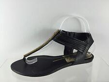 Dolce Vita Womens Black Sandals 7.5