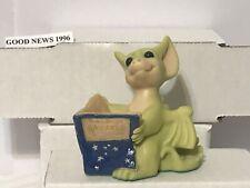 """""""Good News� Pocket Dragons Real Musgrave Collectibles No Box"""