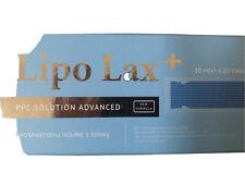 LipoLax + Lipodissolve solution 10ml PPC Phosphatidylcholine
