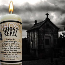 GHOST REPEL - Limited Edition Coventry Creations Ghost Candle - Halloween