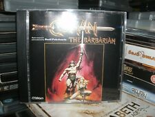 CONAN THE BARBARIAN,BASIL POLEDOURIS,FILM SOUNDTRACK