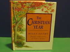 The Christian Year by Helen Adams (1991, Hardcover)