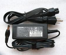 Original OEM Toshiba Satellite U940-01H,PA3822E-1AC3 19V 2.37A 45W AC/DC Adapter