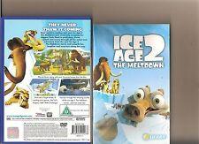 ICE Age 2 Playstation 2 PS 2 PS2 niños