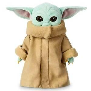 30cm Yoda Plush Toy Master Mandalorian Stuffed Doll Baby Children's Gift