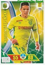 226 MARIUSZ STEPINSKI POLAND FC.NANTES CARTE CARD ADRENALYN LIGUE 1 2018 PANINI