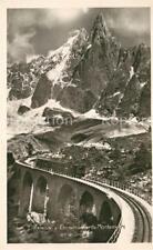 13488377 Chamonix Chemin de Fer du Montenvers et Aiguille du Dru Alpes Francaise