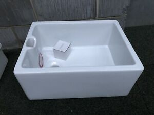 Ceramic White belfast Butler Kitchen sink Brand New Unboxed  600mm