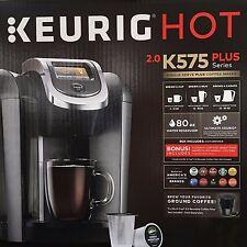 Keurig Hot 2.0 K575 Plus K-Cup Machine Coffee Maker Brewer | BRAND NEW