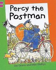 Percy the Postman (Reading Corner) by Graves, Susan
