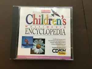 Children's Multimedia Encyclopedia by Heinemann.  (C37)