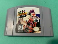 ClayFighter: The Sculptor's Cut (Nintendo 64, 1998) Reproduction