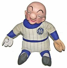 """【RARE】Large 26"""" Vintage 60s Mr Magoo General Electric Promotion Stuffed Doll! GE"""