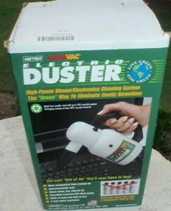 DataVac Electric Duster Cleaner Replaces Canned Air Powerful Easy Blow USA MADE!