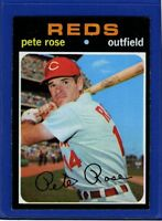 1971 Topps Set Break #100 Pete Rose NR-MINT *GMCARDS*