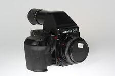 Mamiya 645 pro con Mamiya Sekor C 80mm/2.8 objetivamente kameranr. 0b1114