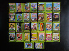 lot de 30 cartes crados album 3 Garbage Pail Kids from France French
