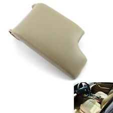 Center Armrest Cover Console Lid Beige for BMW E46 98-06 Fiber Leather